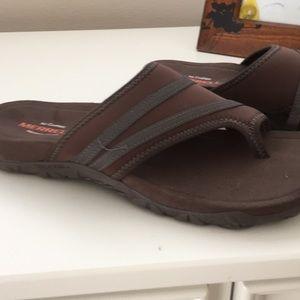 Merrill air cushion sandals